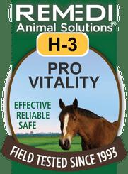 Turbo Pro Vitality, H-3