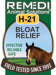 Colic & Bloat Relief, H-21