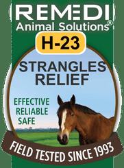 Strangles Relief, H-23