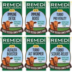 Cattle Remedy Starter Kit