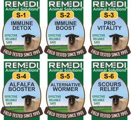 Sheep Remedy Kit