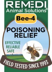 Poisoning Relief, Bee-4