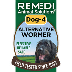 Alternative Wormer Dog Spritz