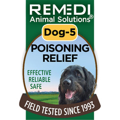 Poisoning Relief Dog Spritz