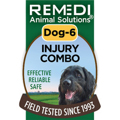 Injury Combo Dog Spritz