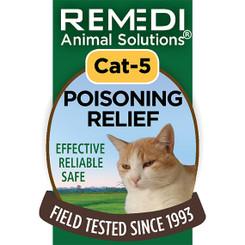 Poisoning Relief Cat Spritz