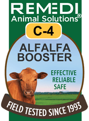 Alfalfa Booster, C-4