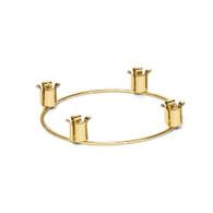 Brass Advent Holder [Each]