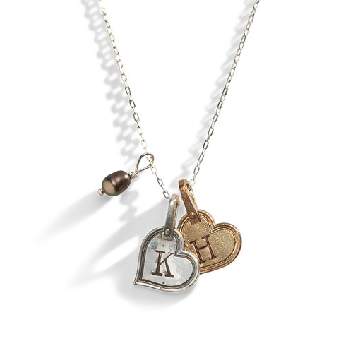 Personalized Jewelry Necklaces Initial Page 5 Three Sisters
