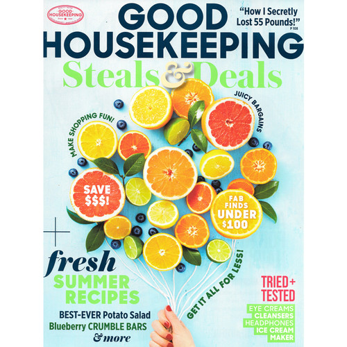 Good HouseKeeping - Layering Pieces