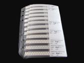 0850 SMD Capacitor Kit - 17 Value/672pcs