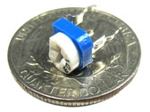100 Ohm Single Turn Trimpot Phenolic trimming potentiometer Pack of 20
