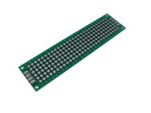 2x8cm Double Size Prototype Board Perforated (Pack of 5)