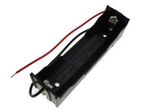1x18650 Li-ion Rechargeable Battery Holder Wire Leads