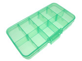 Components SMD Tool Parts Storage Box Case - Green