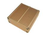 Aluminum Project Box Enclousure 45*45*19mm - Gold