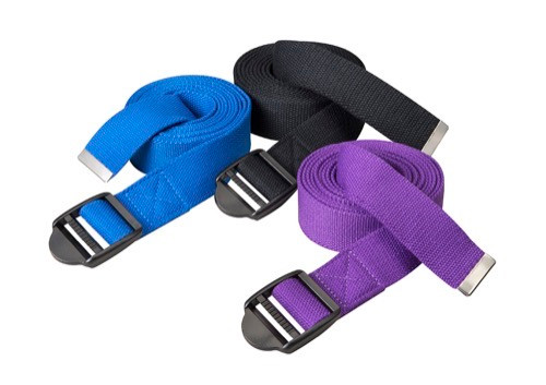 Economy 8 ft cinch yoga strap
