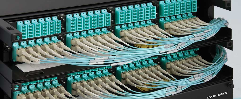 Cablesys Fiber Optic Connectors