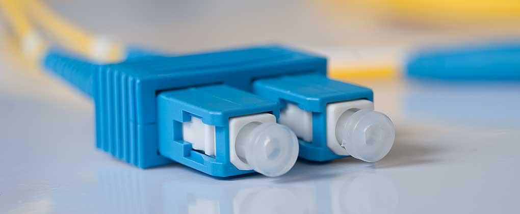 Cablesys SC Fiber Optic Connectors
