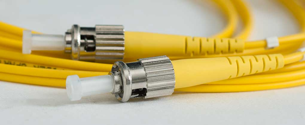 Cablesys ST Fiber Optic Connectors