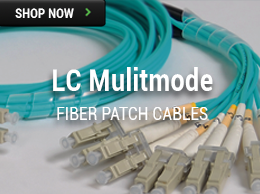OM3 Multimode Fiber Patch Cables