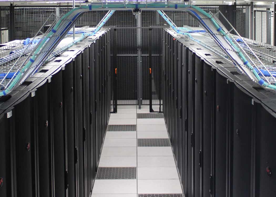 Fiber Optic Data Center