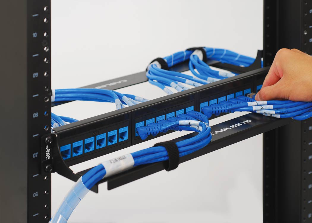Pre-configured Connectivity