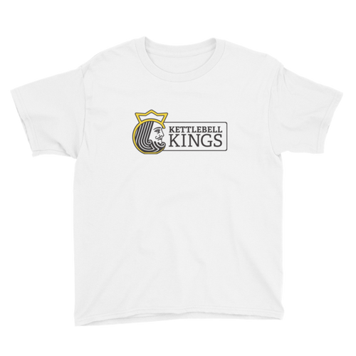 Kettlebell Kings Youth Short Sleeve T-Shirt