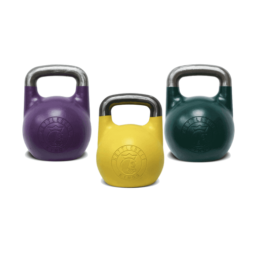 competition kettlebels, kettlebell set