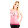Be As You Are Breakfast Lunch Dinner Hot Pink Women's Tank Top Sleeveless Top Martini Glass Olive Shirt Ladies