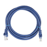 2m RJ45 Cat5e Cable Blue Snagless