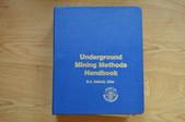 Underground Mining Methods Handbook