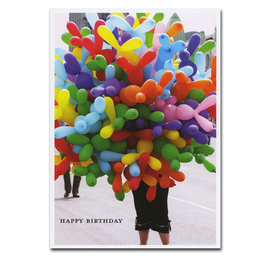Boxed Birthday Cards Balloons for Sale for business professional use