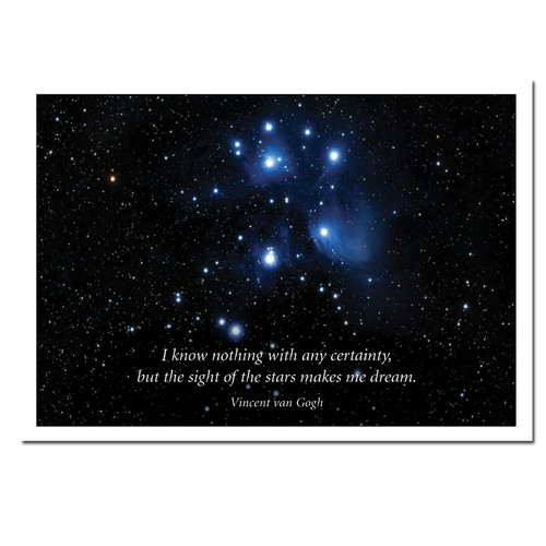 business birthday cards  sight of stars boxed for corporate and, Birthday card