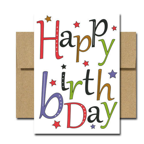 Boxed Business Birthday Note Cards Stellar Day