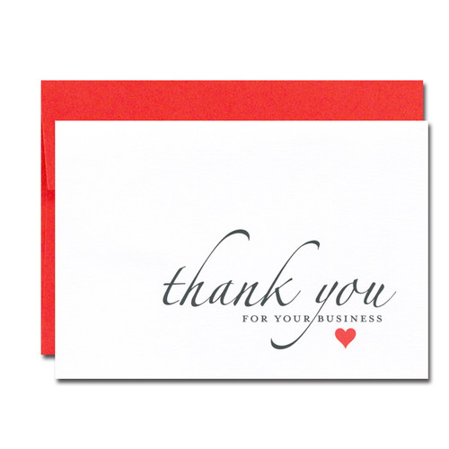 boxed valentine's day note cards for business – business appreciation, Ideas