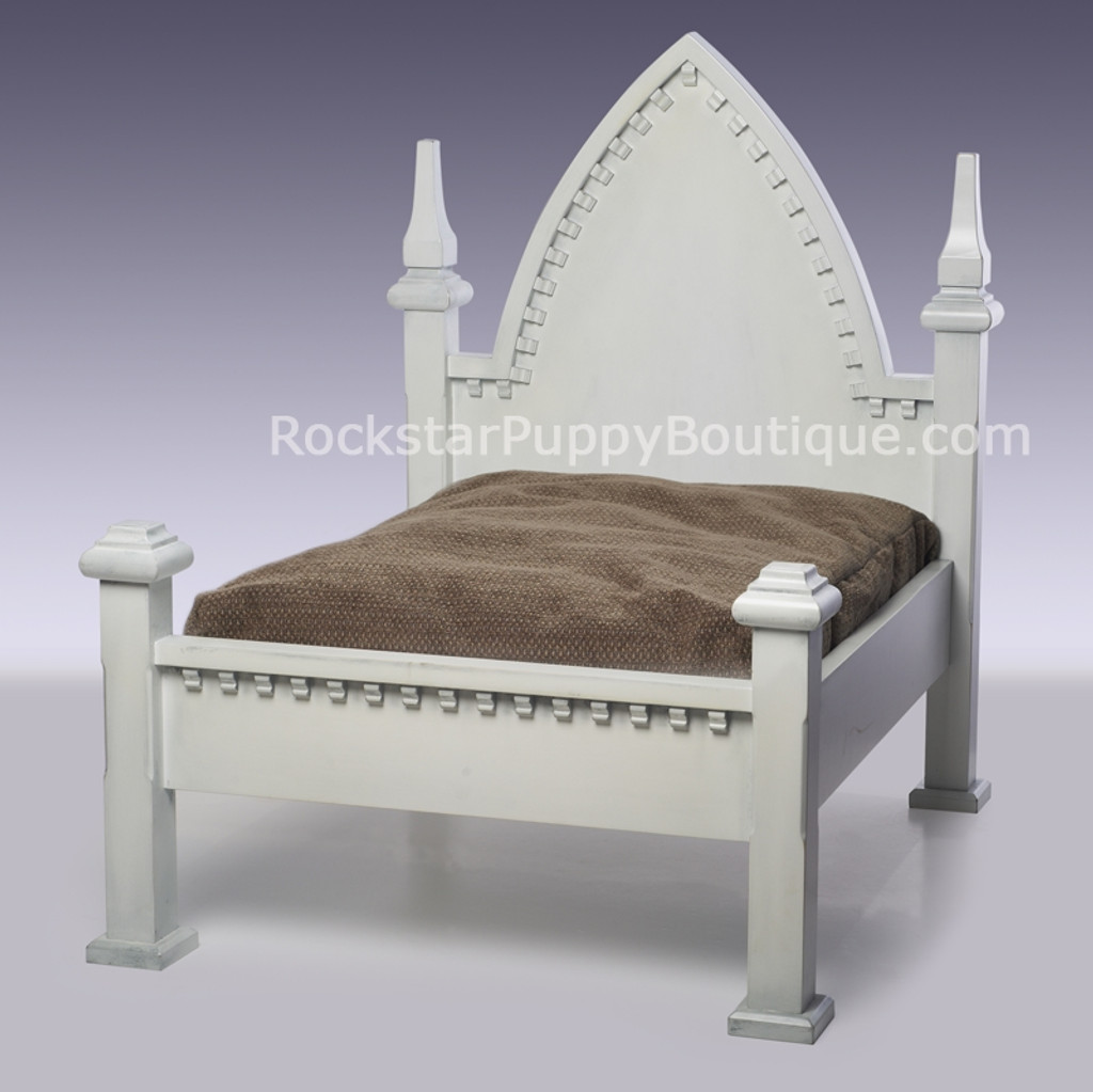 Gothic Dog Bed