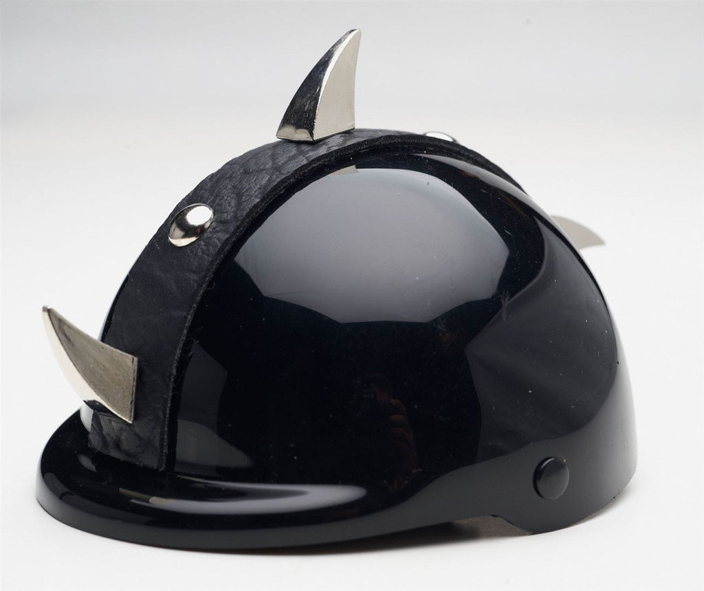 Claw Spikes Mohawk Dog Helmet