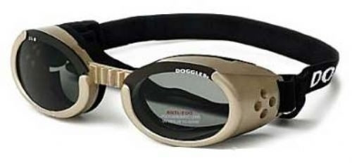 Doggles ILS Chrome Dog Goggles