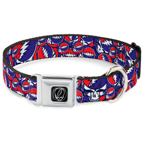 steal your face dog collar