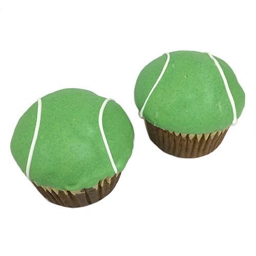 Tennis Ball Cupcakes (set of 6)