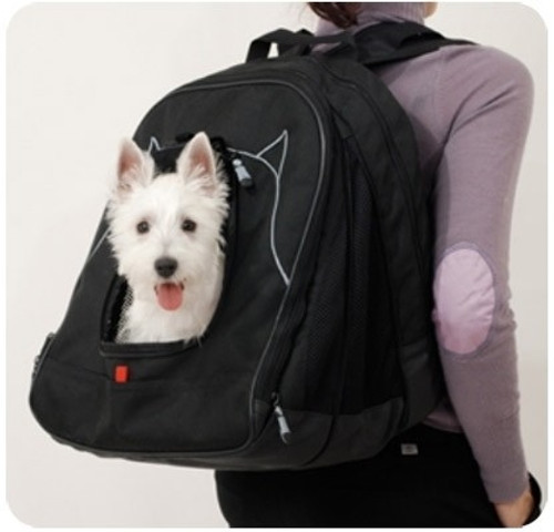 Backpack or Front Facing Dog Carrier