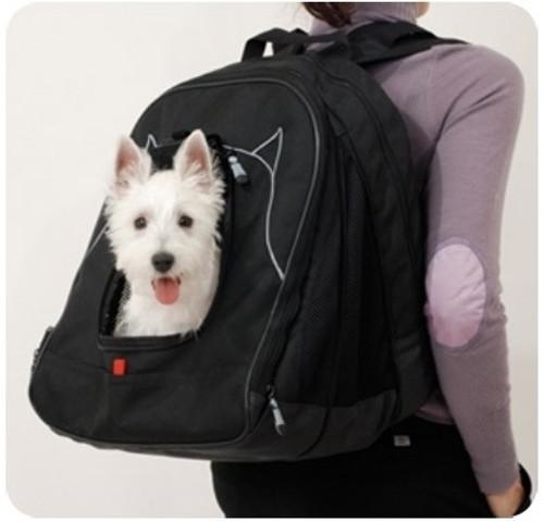 Backpack or Front Facing Dog Carrier