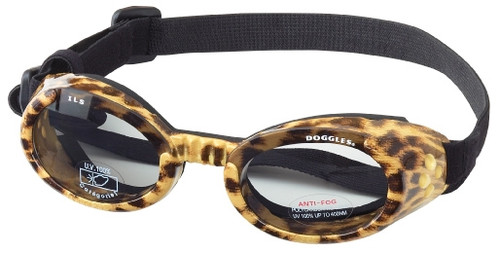 Doggles ILS Leopard Dog Goggles