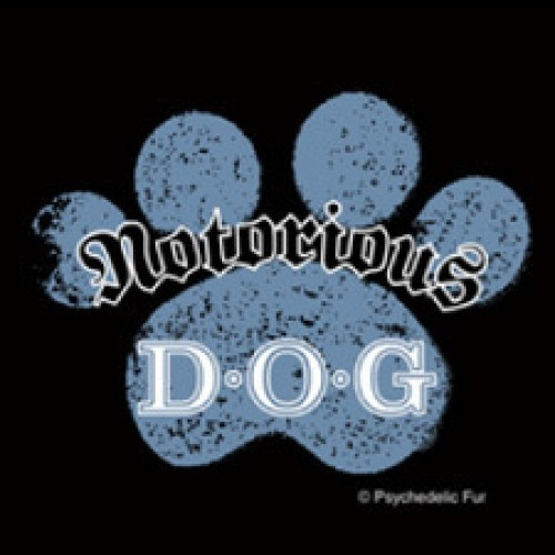 Notorious D.O.G. Dog Tee