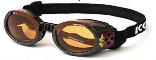 Doggles ILS Flames Dog Goggles
