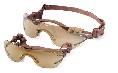 Doggles Optix Copper Dog Goggles