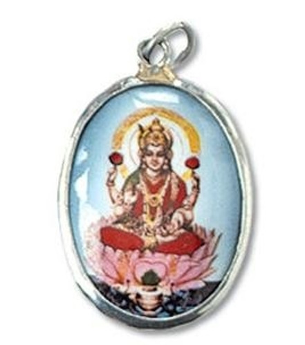 Lakshmi Dog Collar Charm