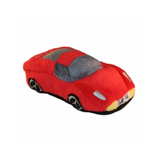 Furrari Plush Dog Toy