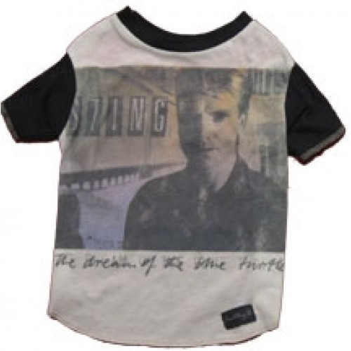 Vintage one of a Kind Sting Dog Tee